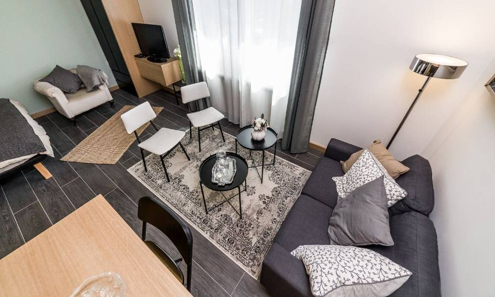 apartman Kežual, Dorćol, Beograd