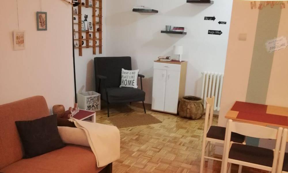 apartment Milipe, Banovo brdo, Belgrade