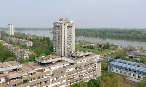 apartment Lasta, New Belgrade, Belgrade