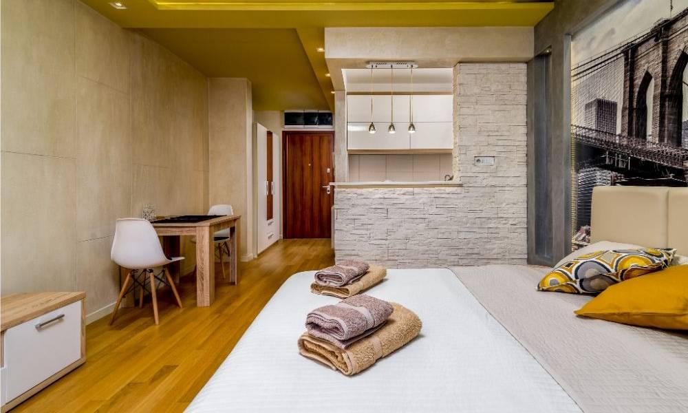 apartman Bruklin, A Blok Savada, Beograd