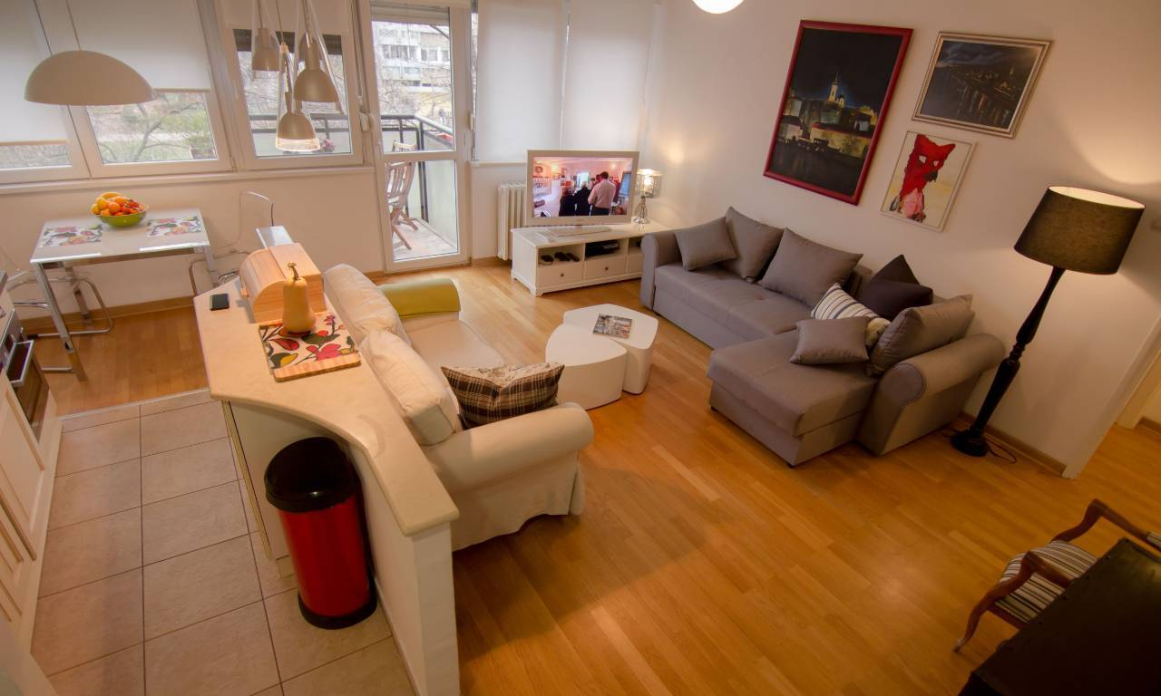 apartman Vanila, Novi Beograd, Beograd