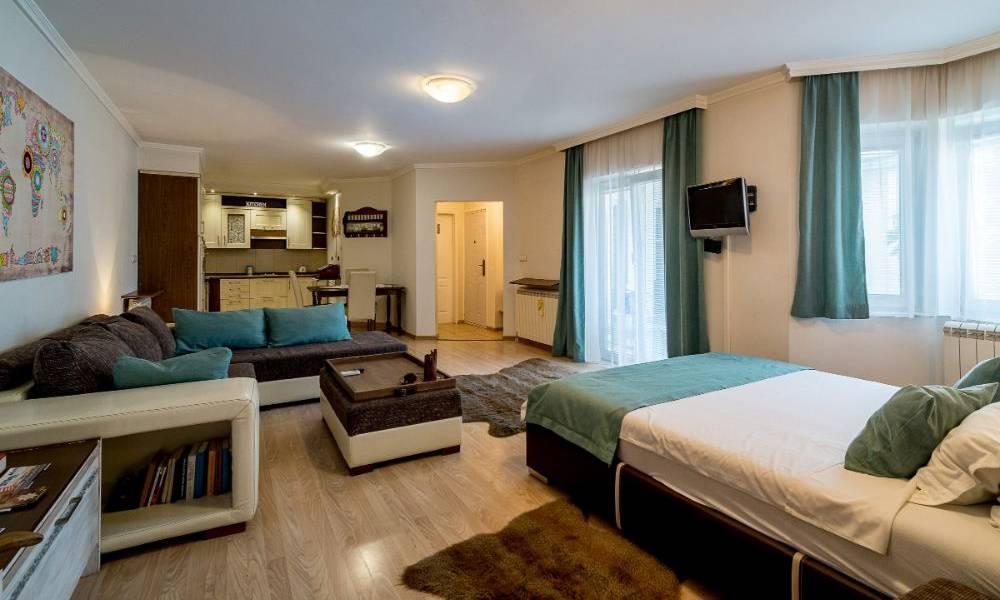 apartment Queen, Zvezdara, Belgrade