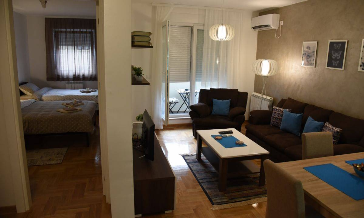 apartment Bonati, Zvezdara, Belgrade