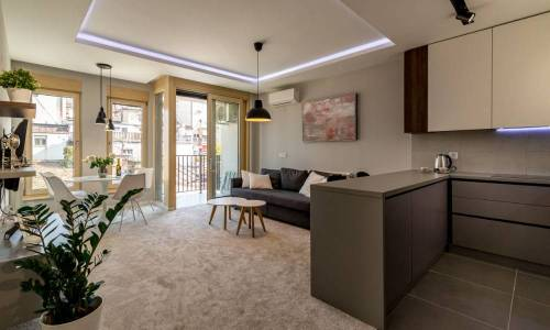 apartment BeKind, Vracar, Belgrade