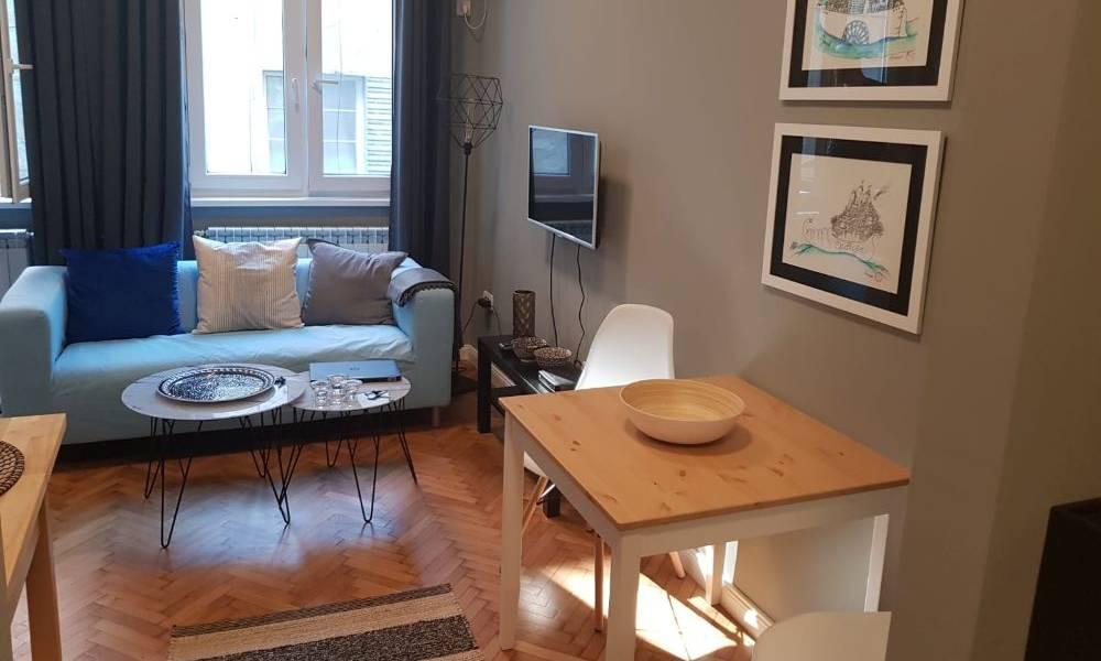 apartman Dalmatinac, Palilula, Beograd