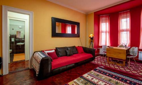 apartment Red, Vracar, Belgrade