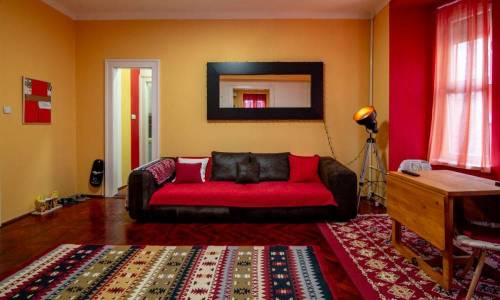 apartment Red, Belgrade
