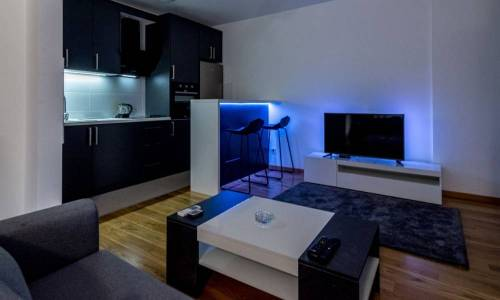 apartment Zion, Zemun, Belgrade