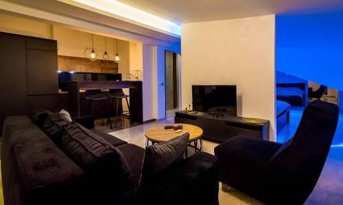 apartment Bum 1, New Belgrade, Belgrade