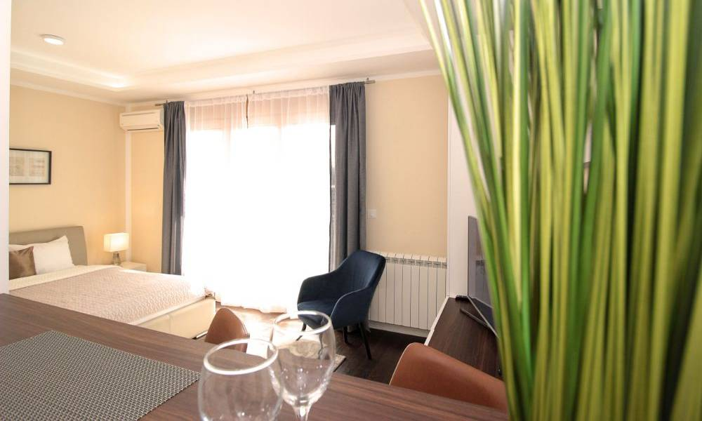 apartman Ekon, A Blok Savada, Beograd