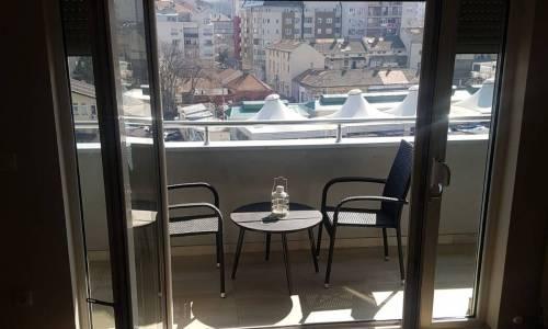 apartment Panorama 2, Zvezdara, Belgrade
