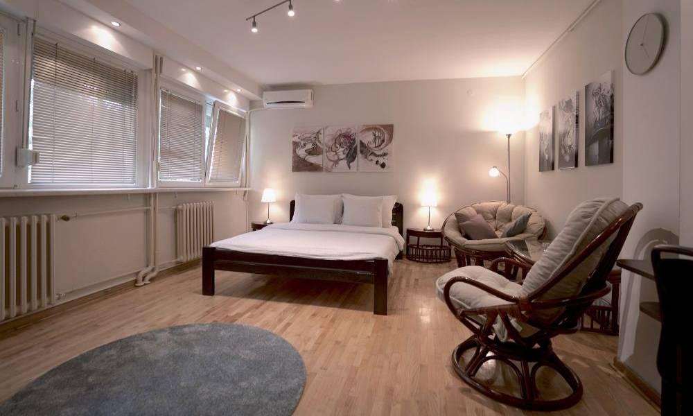 apartment Ratan, New Belgrade, Belgrade