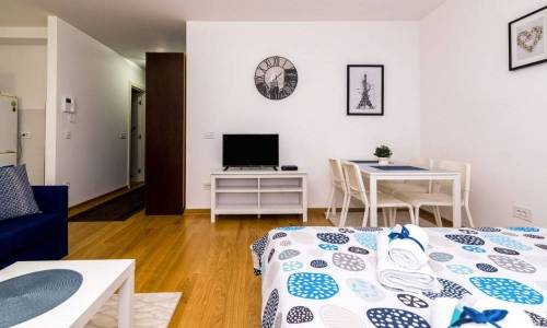 apartment Spin, Vracar, Belgrade