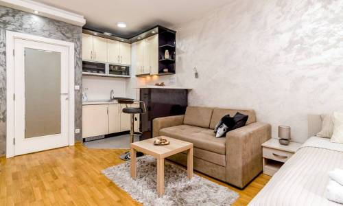 apartment Argo, A Blok Savada, Belgrade