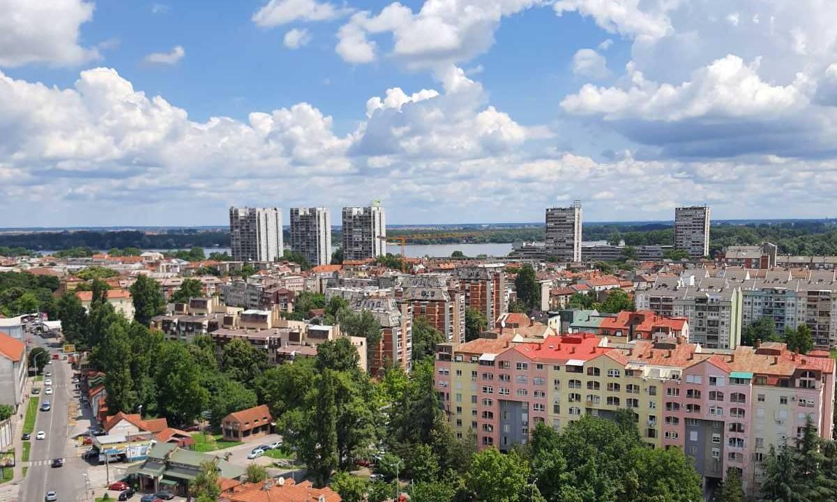 apartment Magic, New Belgrade, Belgrade