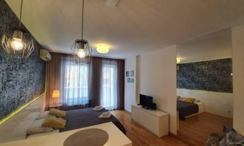 apartman Chilly, A Blok Savada, Beograd
