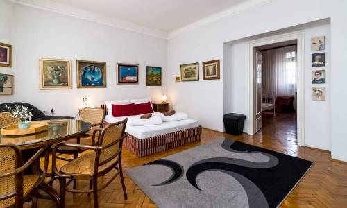 apartment Trg, Strict Center, Belgrade