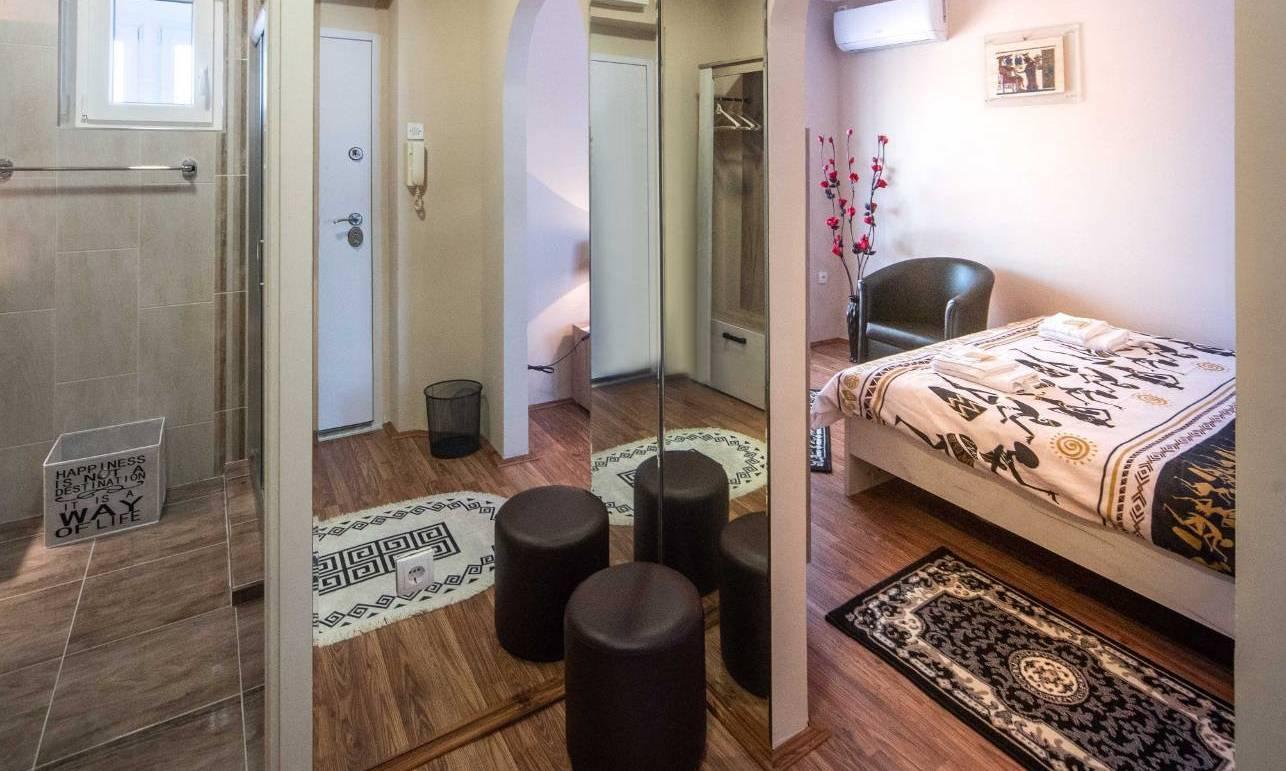apartman Africa Bg, Strogi Centar, Beograd