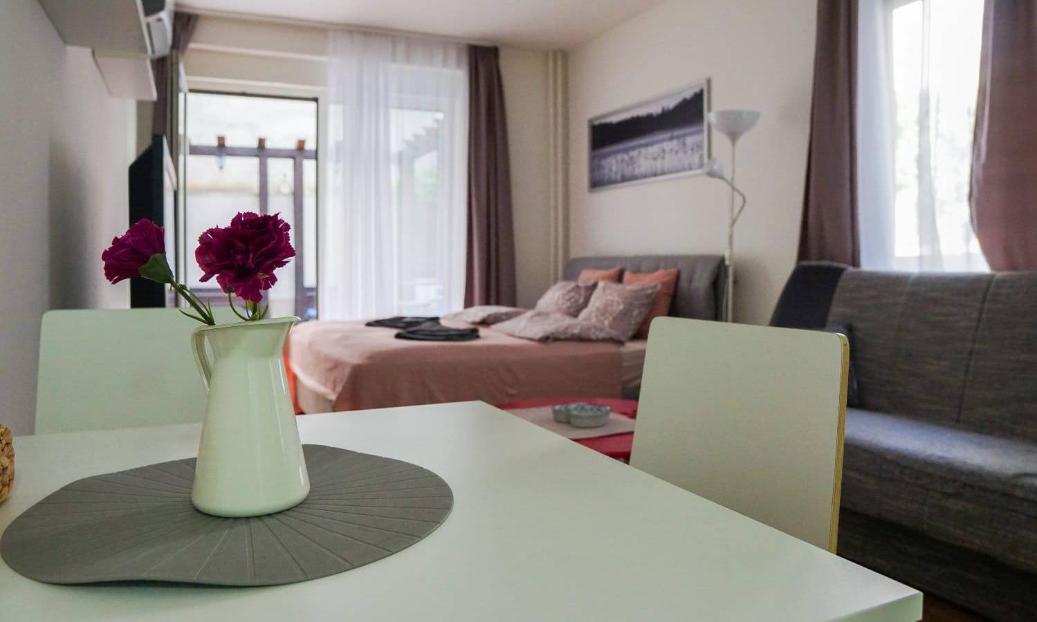 apartment Riva, Vracar, Belgrade