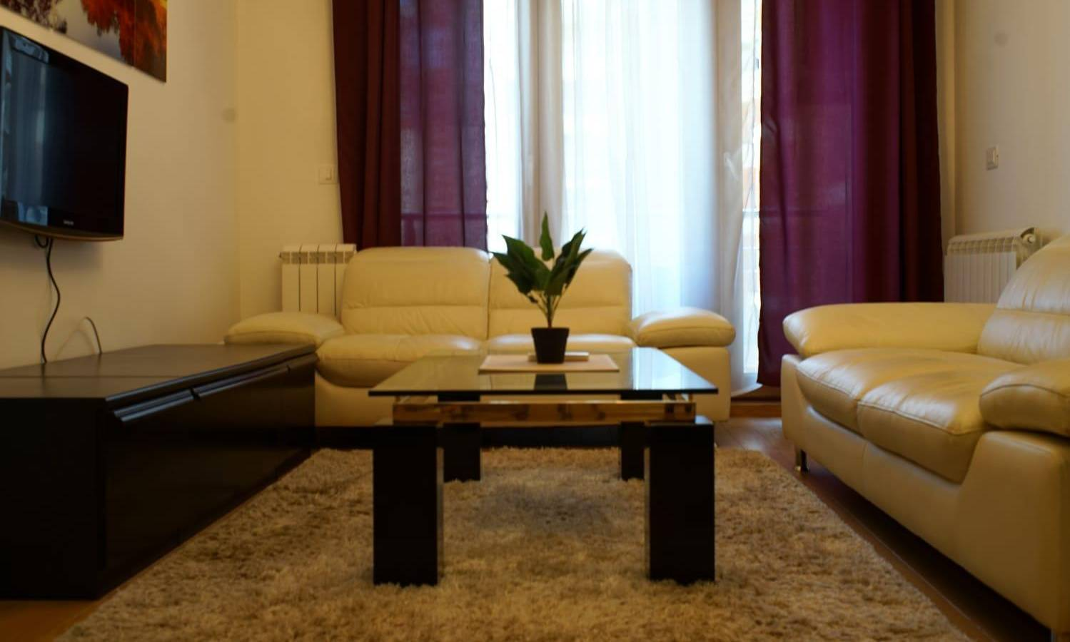 apartment Don 2, A Blok Savada, Belgrade