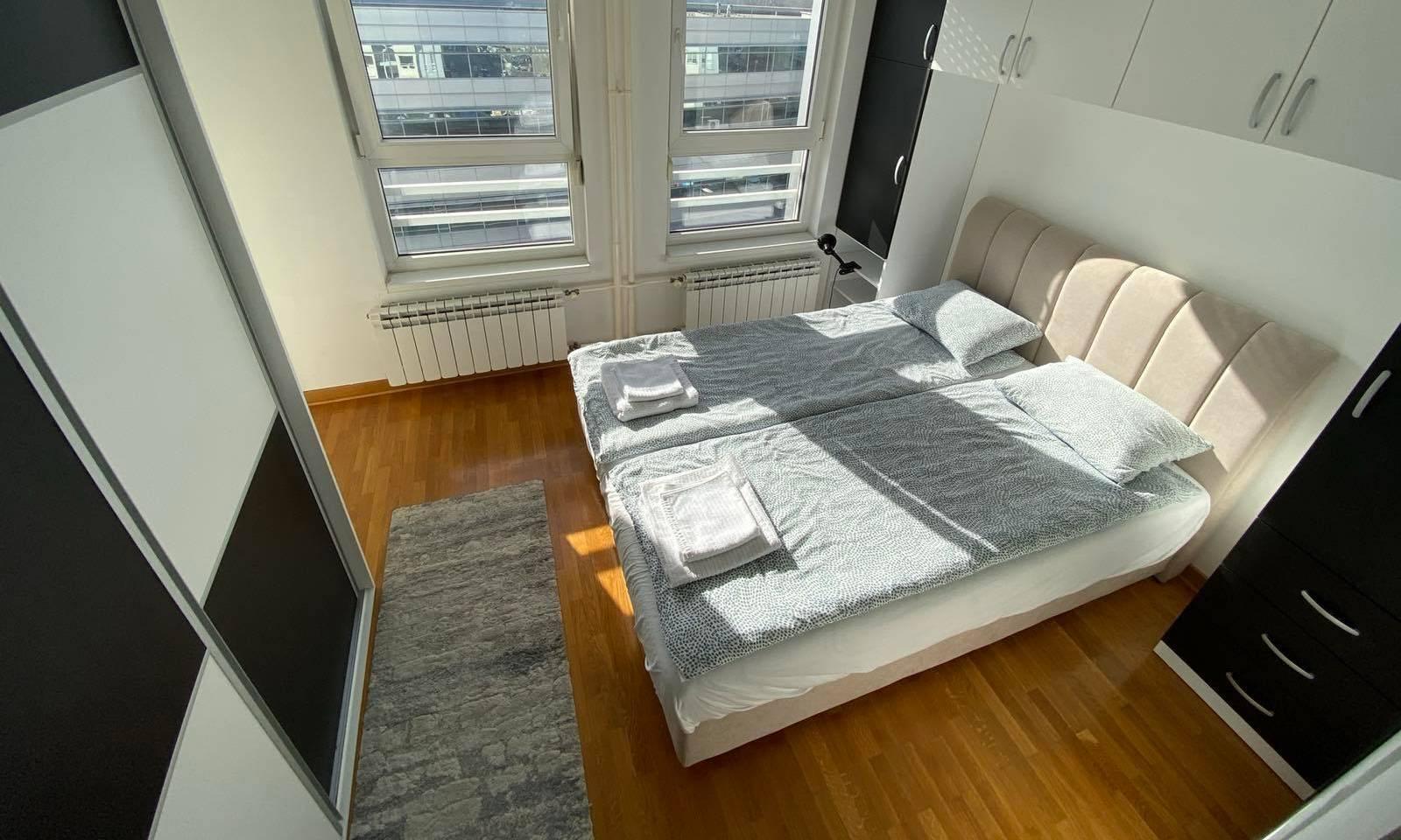 apartman Jedro, Belvil, Beograd