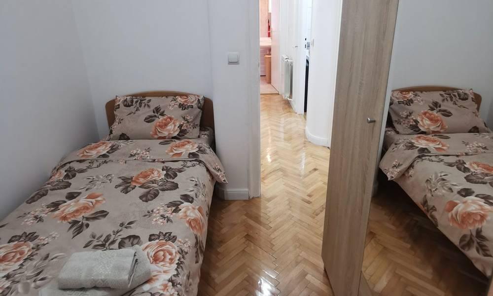 apartment Mutapova, Vracar, Belgrade