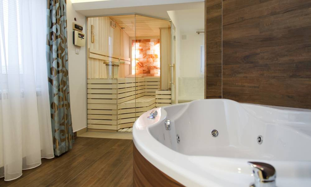 Apartments with jacuzzi bathtubs in Belgrade