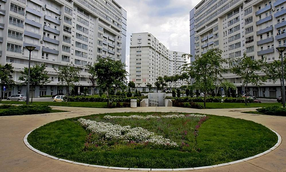 "Belville residential area - ""a lovely city"" with lovely apartments"