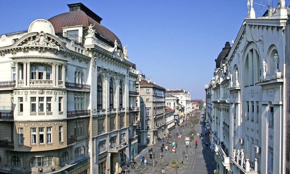 Knez Mihailova Street - A guide to Belgrade downtown