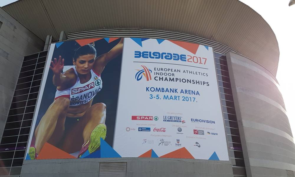 The Queen of Sports in Belgrade