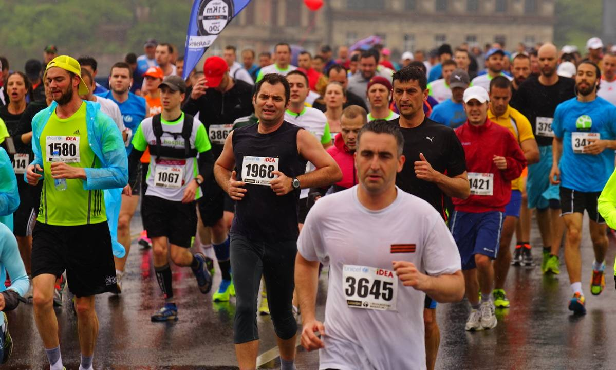 Sign up for the 30th Belgrade marathon 2017