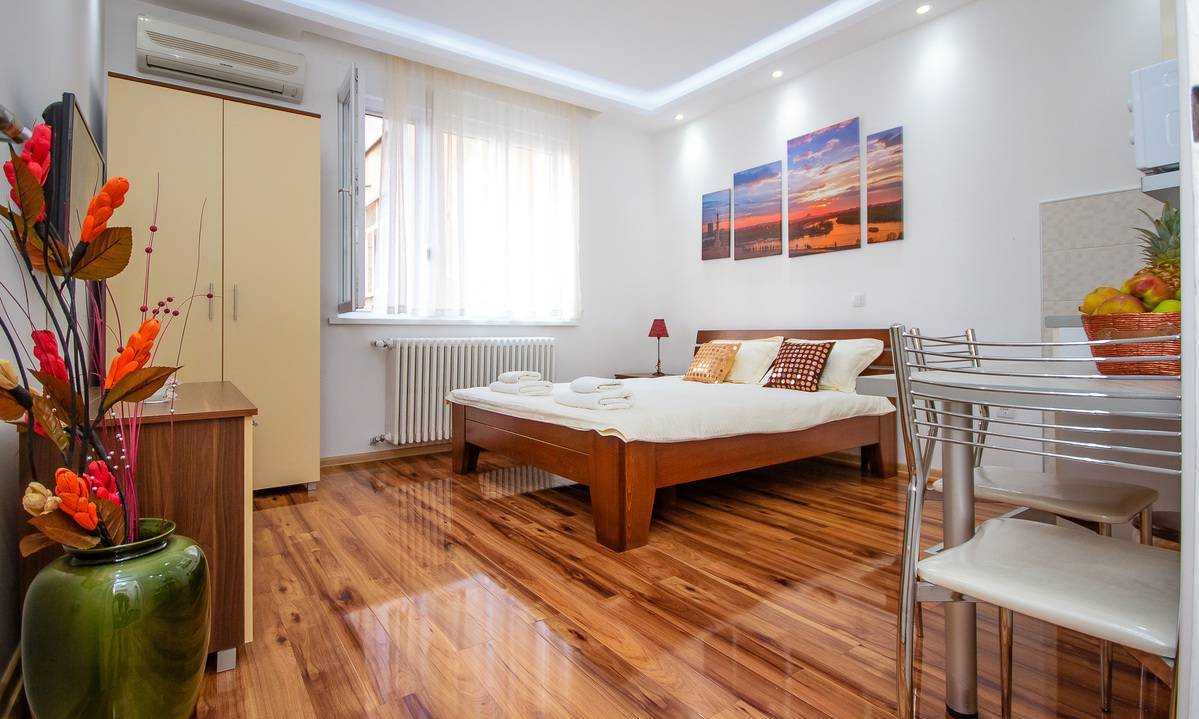 Private apartments and accommodation in Belgrade