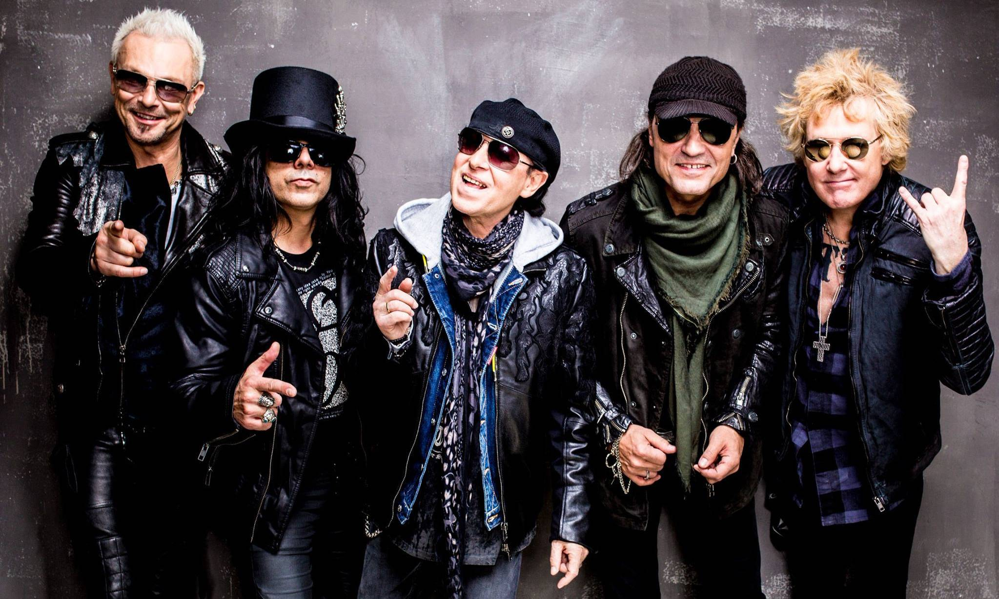 The Scorpions finally in Belgrade
