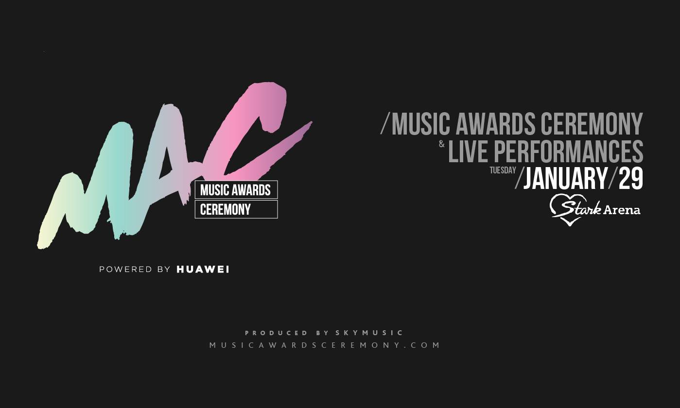 Prvi regionalni Music Awards Ceremony