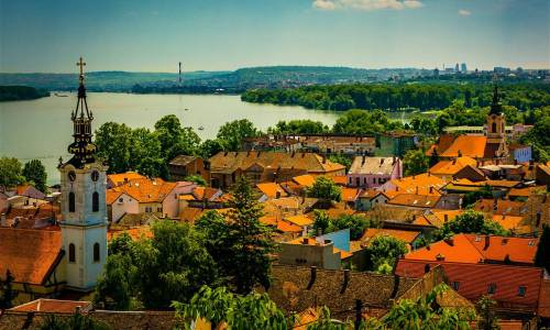 Zemun - a city within Belgrade