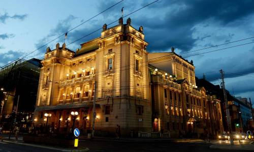 Belgrade National Theater