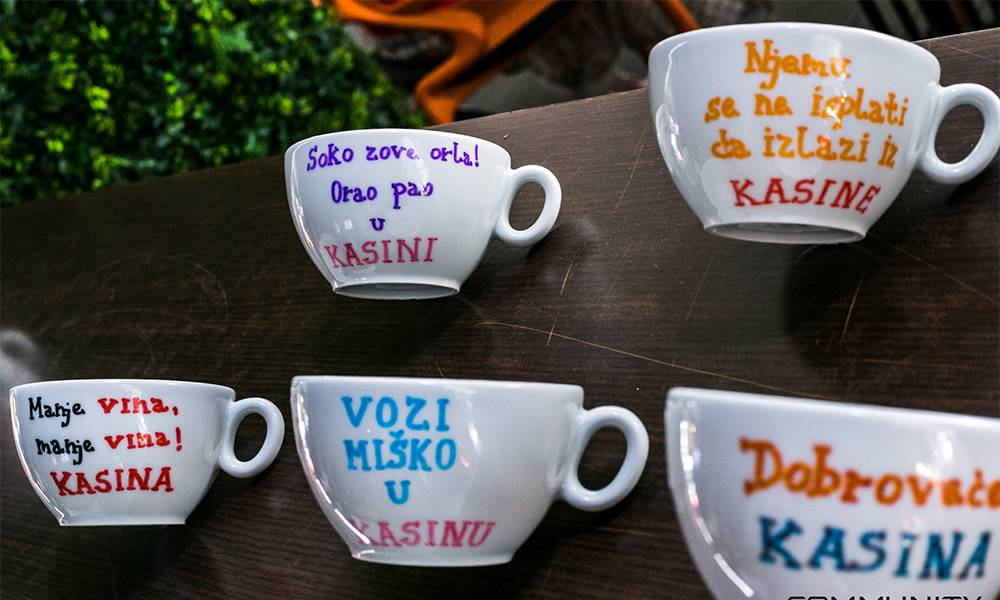 Restoran Kasina, Beograd